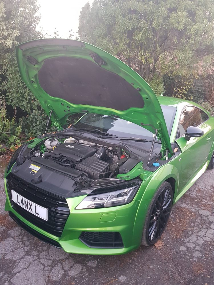 Audi TT Stage-3 ECU Remap OBD 2