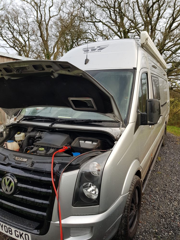 VW Crafter DPF Removal & Remap OBD 2