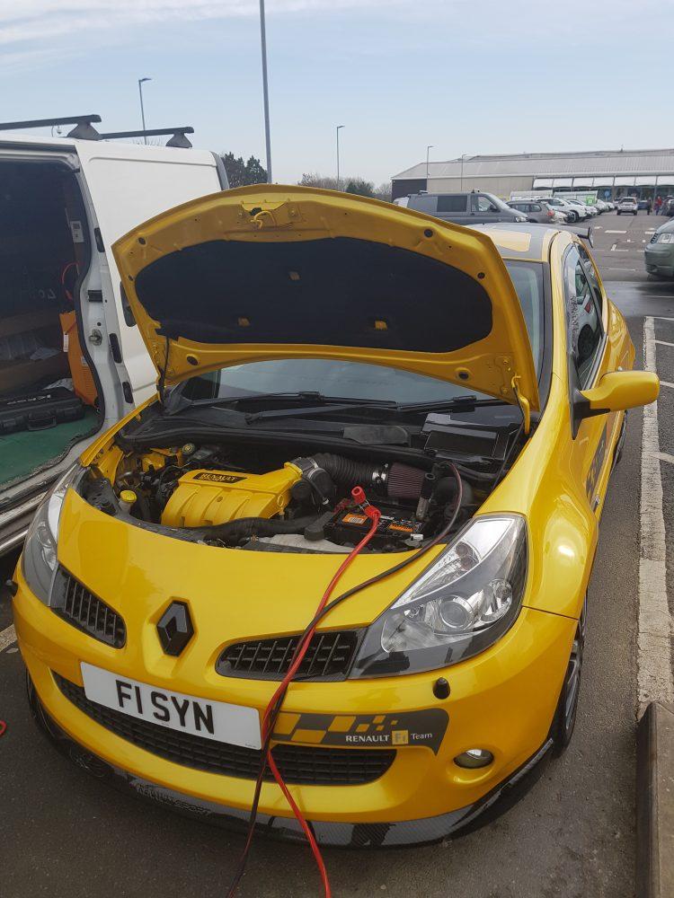 Renault Clio OBD 2 ECU Remap Stage-3
