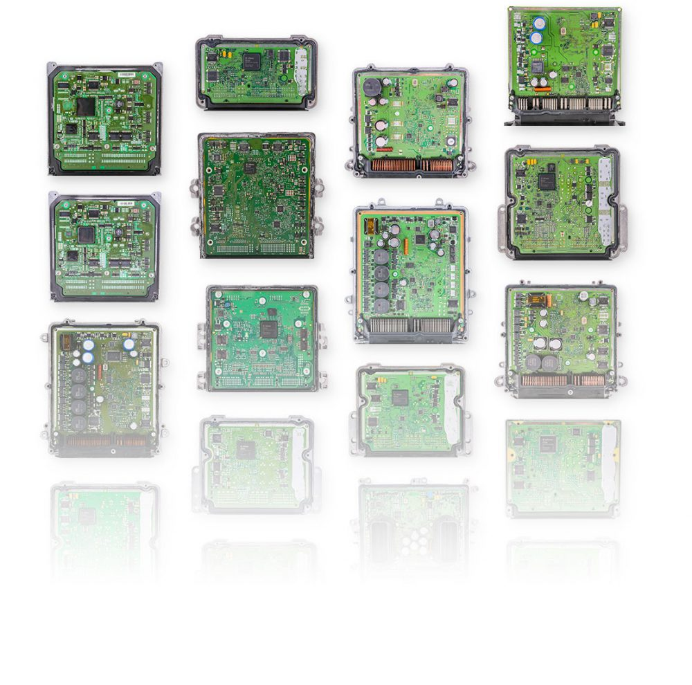 Various Types Of ECU's That Can Be Remapped