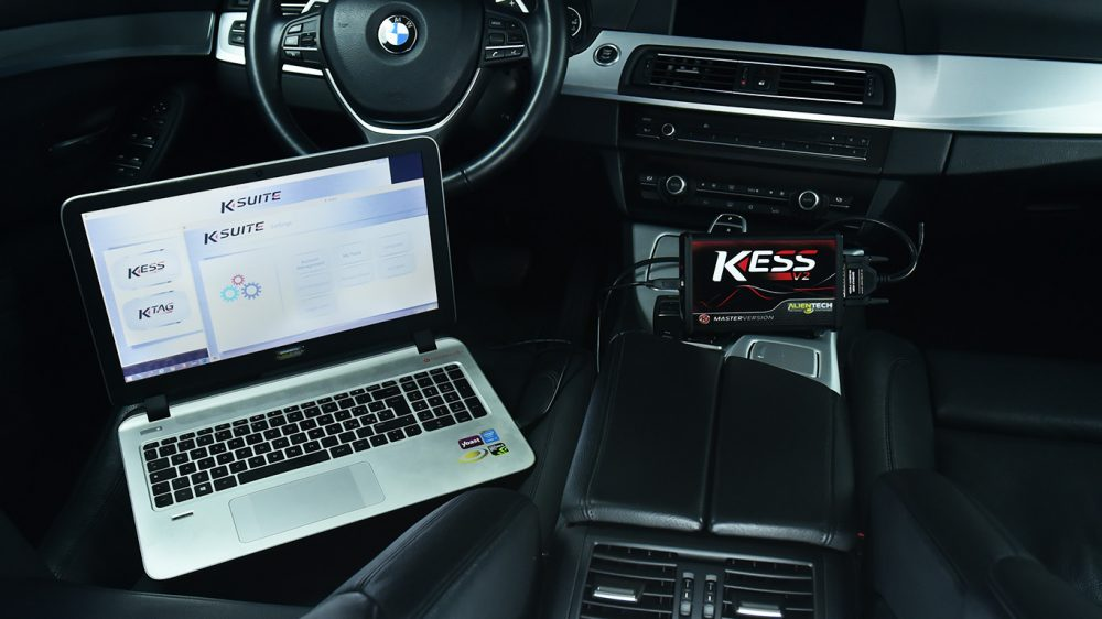 BMW OBD 2 ECU Remapping