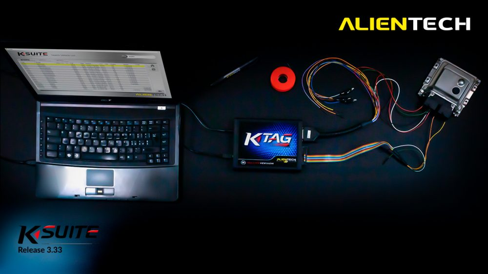 Bench ECU Remapping Service Mode