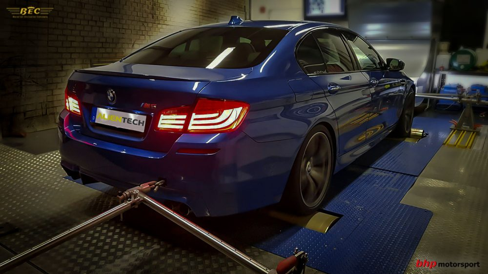 BMW On Dyno ECU Remapping Development