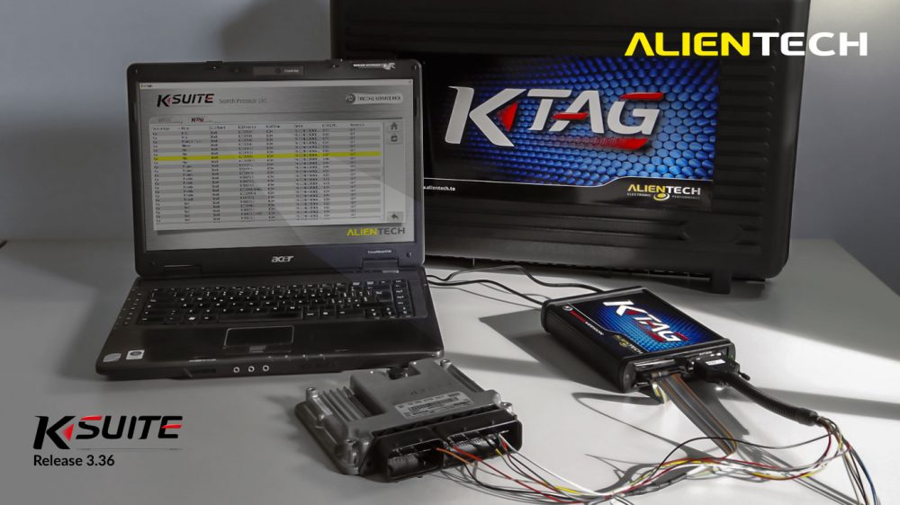 Ktag Bench ECU Remapping Southwest