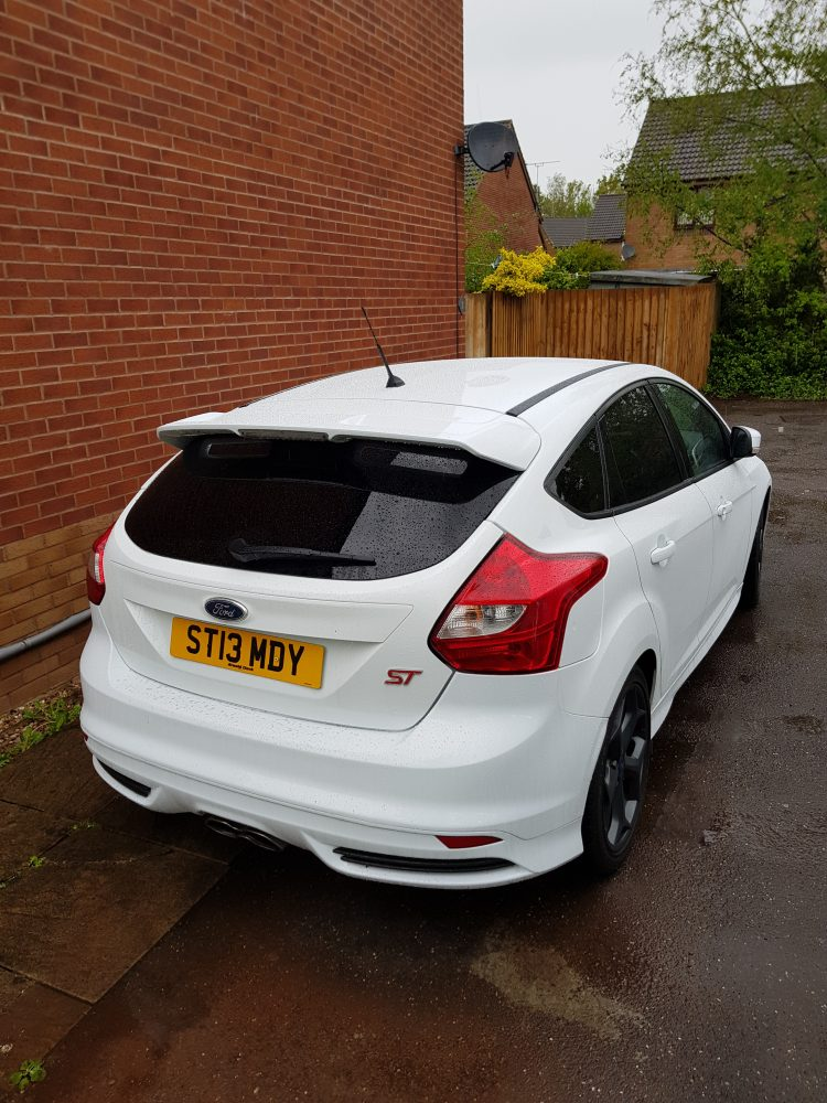 Ford ST 2.0 Ecoboost 2013 Performance Remapped