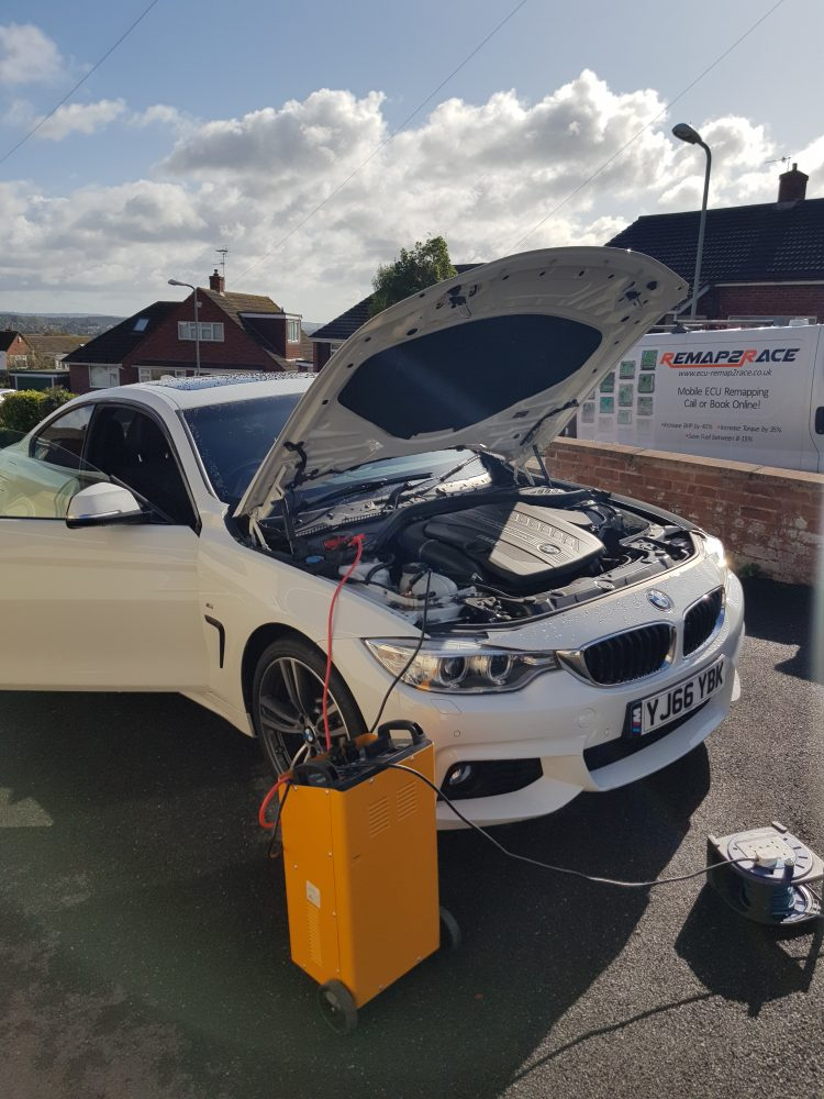 BMW M4 Performance Remapped